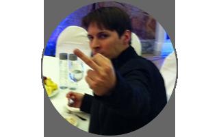 Дуров снова утер быдлу нос =)