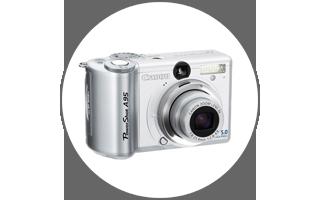 О старушке Canon PowerShot A95, фору молодухам дающей