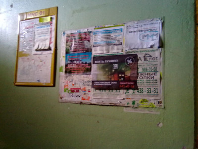 МММ-2012. Реклама