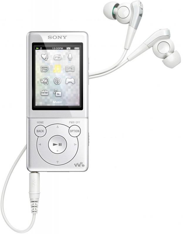Sony NWZ-E574 8Gb