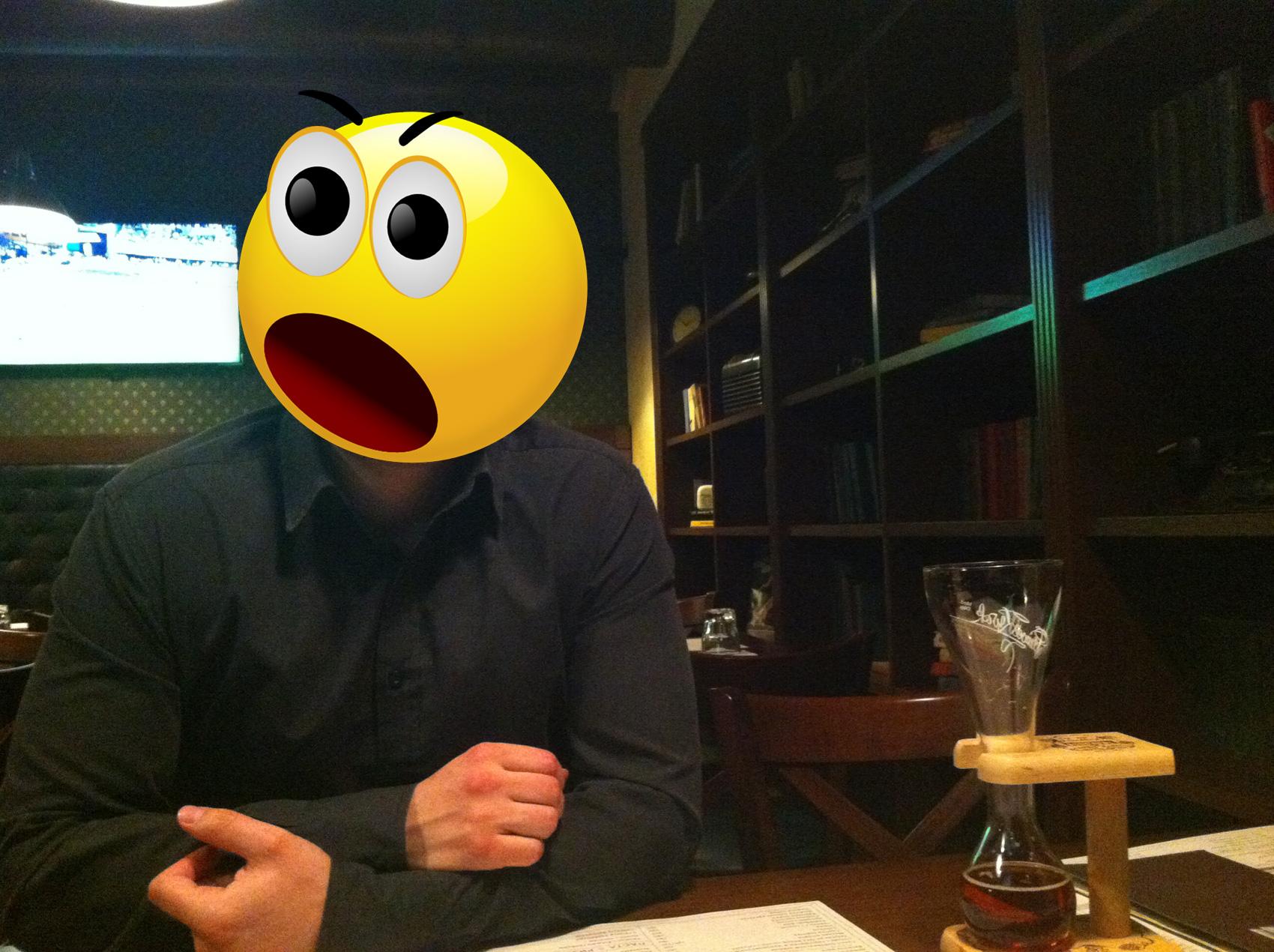 Игорь спорит со мной о женщинах =)