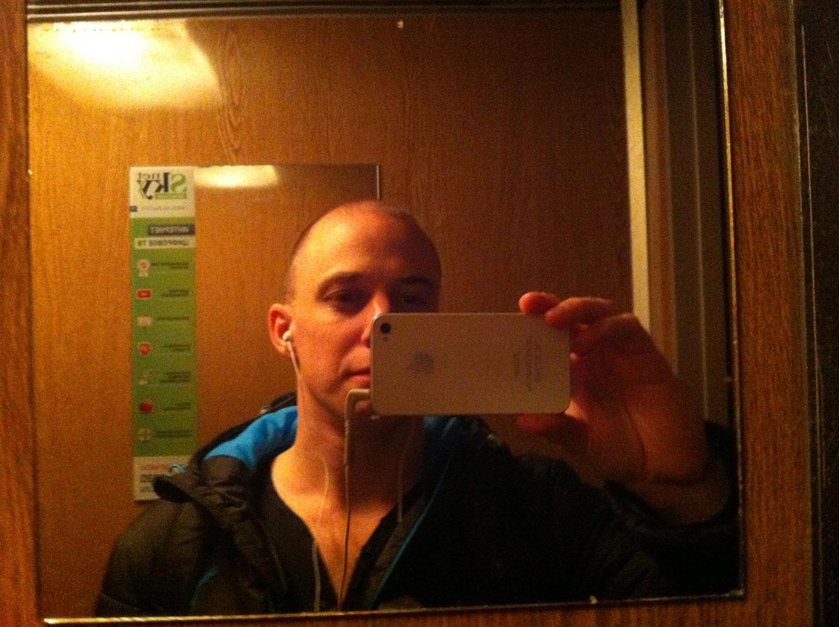 Фото в лифте