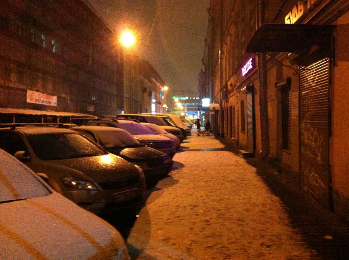 Спасский переулок - мой самый любимый переулок в Петербурге =)