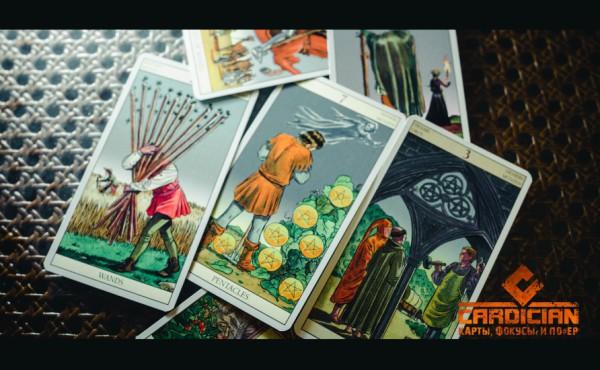 Tarot of new vision