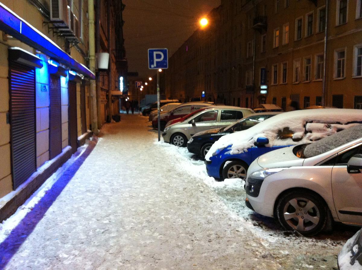 Иду в салон. Спасский переулок. Мой самый любимый переулок в Петербурге