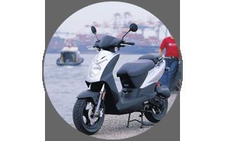 Путешествие на 50-кубовом скутере из Питера до Сахалина. Часть 2. Kymco Agility 50