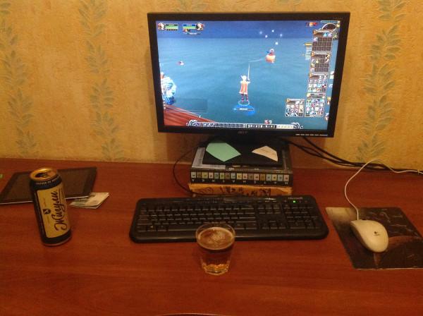 Жигулевское Барное - мрачнее пива еще не пил =)