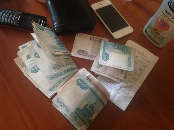 Когда есть деньги, ощущаешь себя свободным в выборе! Это так классно! =)