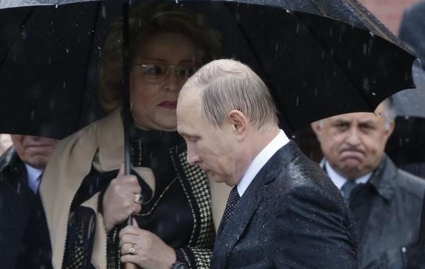 Тот момент, когда всё величие России - в одном фото =)
