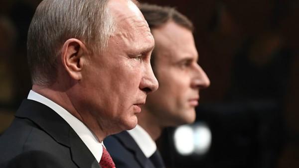 Putin. Когда жалок даже на фото