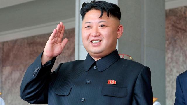 Пухлый северокорейский выблядок, чья голова должна быть отпилена ржавой пилой