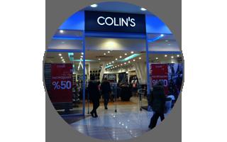 Жалею, что раньше не знал про COLIN'S!