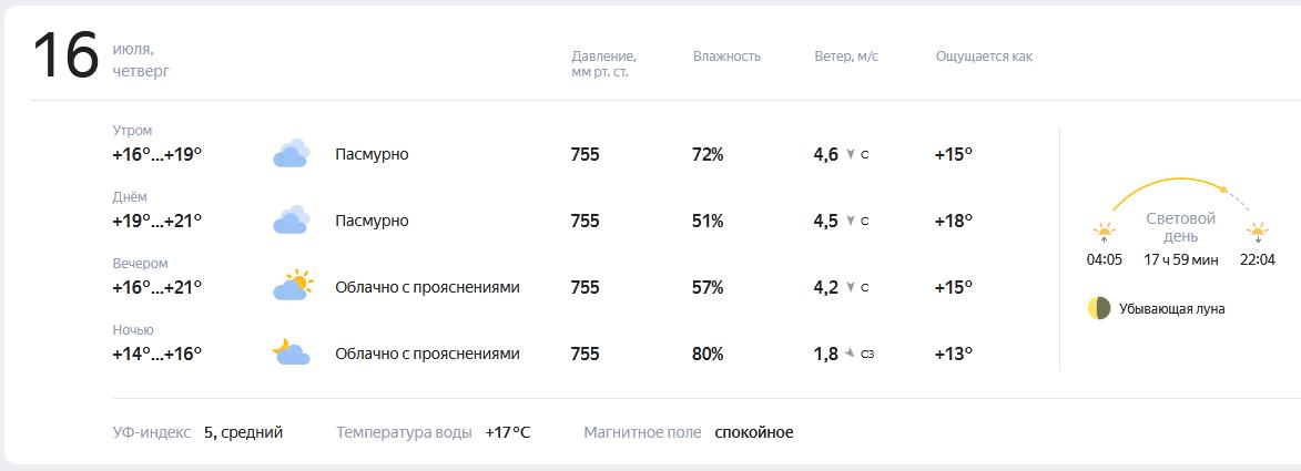 Screenshot_2020-07-14 Прогноз погоды в Санкт-Петербурге на 10 дней — Яндекс Погода