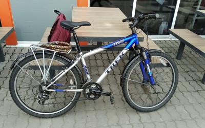 За любимой Марикой =). Открытие велосезона 2021: Просвещения — Большевиков, 29 км. И перешагнул порог 400 долларов на бирже (+24% профита за ТРИ ДНЯ)
